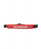 Supreme(シュプリーム)の古着「Running Waist Bag」|レッド