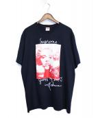 SUPREME(シュプリーム)の古着「18AW Madonna Tee  」|ネイビー