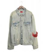 424 on Fairfax(フォートゥーフォー)の古着「デニムジャケット」 インディゴ