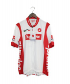 SUPREME × CASTELLI(シュプリーム × カステリ)の古着「cycling jersey」|ホワイト