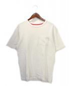 supreme(シュプリーム)の古着「ポケットTシャツ」|ホワイト