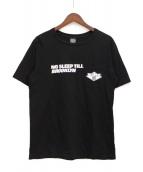 NUMBER (N)INE(ナンバーナイン)の古着「プリントTシャツ」|ブラック