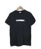 SUPREME(シュプリーム)の古着「Motion Logo Tee」|ブラック