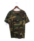 Supreme(シュプリーム)の古着「カモフラージュTシャツ」 カーキ