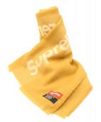 Supreme(シュプリーム)の古着「ストール」 ベージュ
