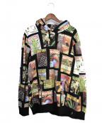 WACKOMARIA(ワコマリア)の古着「プルオーバーパーカー」|ブラック
