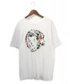BILLIONAIRE BOYS CLUB(ビリオネアボーイズクラブ)の古着「Tシャツ」|ホワイト