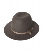 NEIGHBORHOOD×STETSON(ネイバーフッド× ステットソン)の古着「R-HAT」|グレージュ