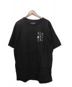 Fucking Awesome(ファッキンオーサム)の古着「Tシャツ」|ブラック
