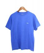 DESCENDANT(ディセンダント)の古着「Tシャツ」|ブルー