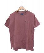 DESCENDANT(ディセンダント)の古着「Tシャツ」|エンジ