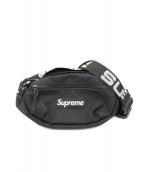 SUPREME(シュプリーム)の古着「18SS Waist Bag」|ブラック