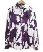 1piu1uguale3(ウノピゥウノウグァーレトレ)の古着「カモフラージュシャツ」|マルチカラー