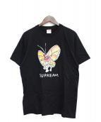 Supreme(シュプリーム)の古着「Gonz Butterfly Tee」|ブラック