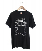 Supreme × UNDERCOVER(シュプリーム × アンダーカバー)の古着「 BEAR TEE」|ブラック