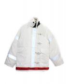 MAGIC STICK(マジックスティック)の古着「ファイアーマンジャケット」|ホワイト