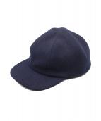 VISVIM(ビズビム)の古着「18SS HONUS CAP」|ネイビー