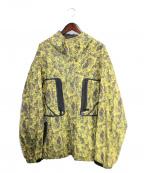 NITRAID(ナイトレイド)の古着「リアルウィードマウンテンパーカー」 黄緑
