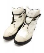 JULIUS(ユリウス)の古着「スニーカー」|ホワイト