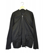 08sircus(サーカス)の古着「ジップジャケット」|ブラック