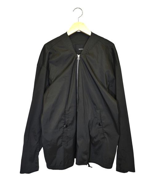08sircus(ゼロエイトサーカス)08sircus (サーカス) ジップジャケット ブラック サイズ:4の古着・服飾アイテム