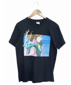 Supreme(シュプリーム)の古着「Tシャツ」|ネイビー