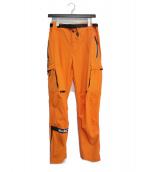 M+RC NOIR(マルシェノア)の古着「トラックパンツ」 オレンジ