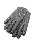 SASQUATCHfabrix.(サスクワッチ ファブリック)の古着「手袋」|ブラック