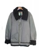 NEIGHBORHOOD(ネイバーフッド)の古着「ボアジャケット」|グレー