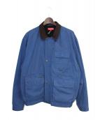Supreme(シュプリーム)の古着「Field Jacket」|ネイビー