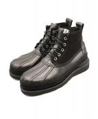 VISVIM × mastermind(ビズビム × マスターマインド)の古着「DECOY DUCK BOOTS」|ブラック