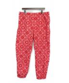 Supreme(シュプリーム)の古着「Bandana Pants」 レッド