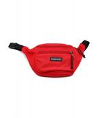 BALENCIAGA(バレンシアガ)の古着「エクスプローラーベルトバッグ」|レッド