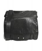 BALENCIAGA(バレンシアガ)の古着「ユーティリティショルダーバッグ」|ブラック