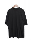 RICK OWENS(リックオウエンス)の古着「Tシャツ」|ブラック