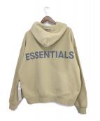 FOG ESSENTIALS(フェアオブゴット エッセンシャル)の古着「パーカー」|ベージュ