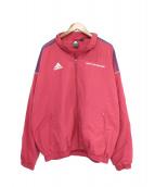 Gosha Rubchinskiy x adidas(ゴーシャラブチンスキー x アディダス)の古着「トラックジャケット」 エンジ