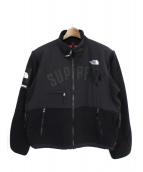 SUPREME × THE NORTH FACE(シュプリーム × ザ・ノース・フェイス)の古着「フリースジャケット」|ブラック