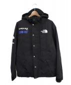 SUPREME × THE NORTH FACE(シュプリーム × ザ・ノース・フェイス)の古着「 GORE-TEX Expedition Jacket」|ブラック