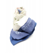 OFFWHITE(オフホワイト)の古着「スカーフ」|ベージュ