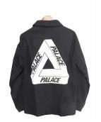 PALACE(パレス)の古着「コーチジャケット」|ブラック
