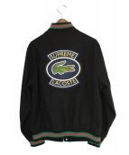 Supreme(シュプリーム)の古着「18SS Wool Varsity Jacket」|ブラック