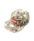 Supreme(シュプリーム)の古着「Liberty Thorgerson Camp Cap」|マルチカラー