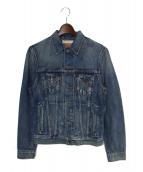 Supreme(シュプリーム)の古着「14AW Custom fit Trucker Jacket」|インディゴ