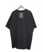 VETEMENTS(ヴェトモン)の古着「STARWARSコラボTシャツ」|ブラック