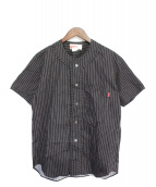 Supreme(シュプリーム)の古着「14SS Baseball Shirt」|ブラック