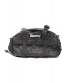 Supreme(シュプリーム)の古着「19AW Waist Bag 」|ブラック
