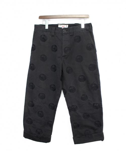 Supreme(シュプリーム)Supreme (シュプリーム) 16SS CRANE CHINO PANT グレー サイズ:30の古着・服飾アイテム