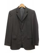 COMME des GARCONS Homme Plus(コムデギャルソン オム プリュス)の古着「3Bテーラードジャケット」|ブラック