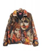 Supreme(シュプリーム)の古着「19AW Ganesh Faux Fur Jacket」|ブラウン